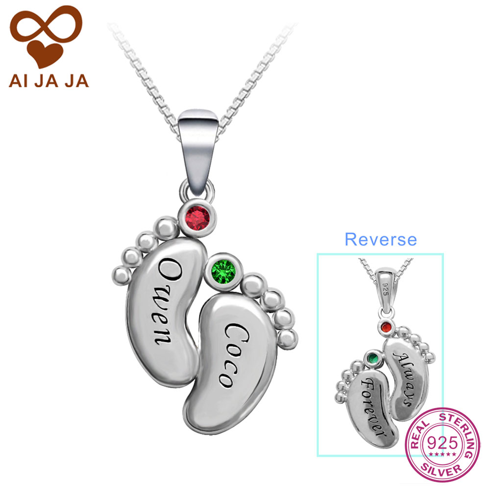 Online Get Cheap Personalized Birthstone Jewelry