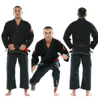 High Quality 3 Colors Brazilian Jiu Jitsu Judo Gi Uniform Sets