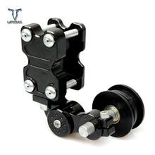 Универсальный натяжитель цепи мотоцикла CNC/шкив/цепная пила для ducati Monster1000 S/Monster1000 Dark M1000S S4/S4R