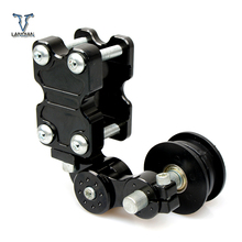 Universal CNC tensor de cadena para motocicleta piñón/polea/motosierra para ducati Monster1000 S/Monster1000 Dark M1000S S4/S4R