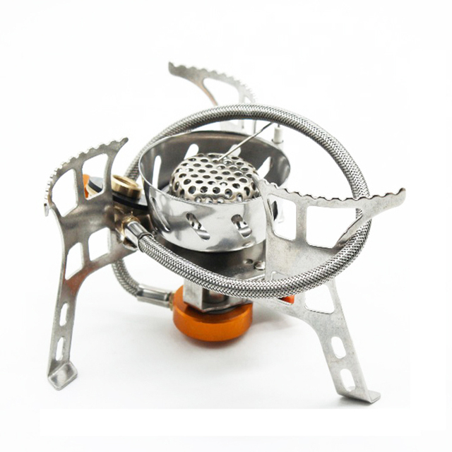 Camping Stove Ultralight Foldable 2