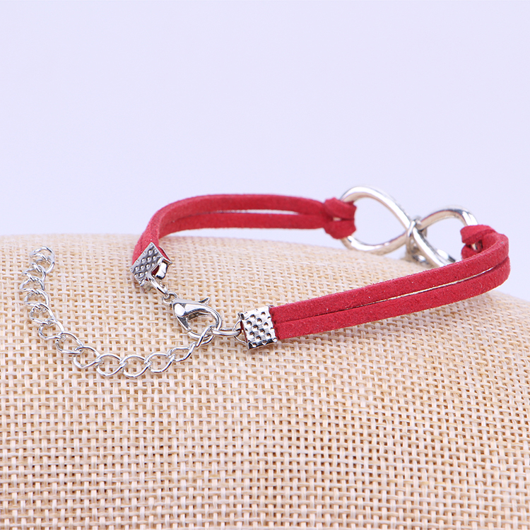 Pets Paw Best Friend Charms Pendant Infinity Bracelet