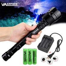 New 6000 lumens Flashlight Torch 12x xm -l Scuba Hunting CampinG Hiking torch Ta