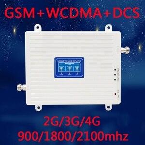 Image 5 - TFX BOOSTER GSM 900 LTE DCS 1800 WCDMA 2100mhz טלפון סלולרי מגבר אות 2G 3G 4G 70dB נייד נייד איתותים משחזר