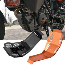 Motorcycle Aluminum Engine Guard Glide Skid Bash Plate Protector for KTM 1050 1090 1290 Super ADV Adventure R 2016 2015 2014