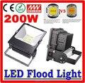 200 Вт Светодиодный прожектор с водителем meadowell Теплый/натуральный белый/холодный белый IP65 Водонепроницаемый 3 года гарантии