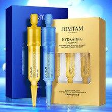 Images Hyaluronic Acid Moisturizing Essence+Fullerene Repair  Essence liquid Hydration Anti-Aging Facial care 2pcs все цены