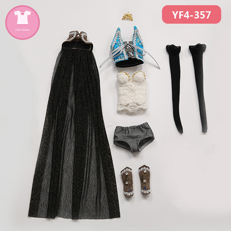 BJD Doll Clothes 1/4 Cute Dress Doll Clothes FL Fairyline For Minifee Girl Body Doll Accessories Fairyland