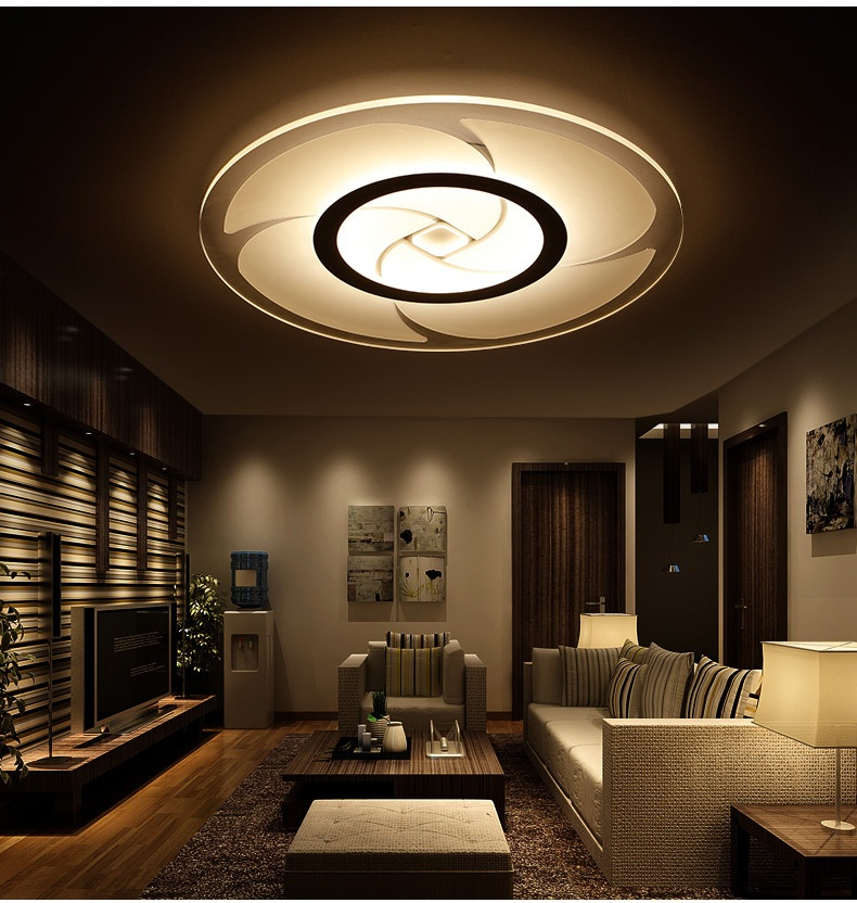 Creative windmill thin ceiling / led home lighting business  Free shipping|home lighting|creative ceiling|home lighting ceiling - title=