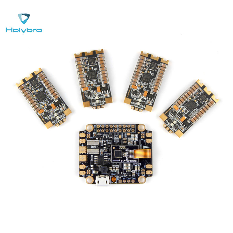 4X Holybro Tekko32 35A BLHeli_32 ESC Dshot1200 2-6S Current Sensor with/without Kakute F4 AIO All in One V2 Flight Controller4X Holybro Tekko32 35A BLHeli_32 ESC Dshot1200 2-6S Current Sensor with/without Kakute F4 AIO All in One V2 Flight Controller