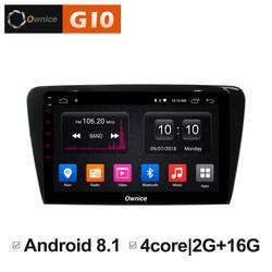 Android 8,1 автомобиль радио аудио стерео ВИДЕО DVD МУЗЫКА мультимедийный плеер gps навигатор для Volkswagen Octavia 2014 2015 2016 2017