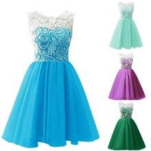Mint Green Party Evening Dresses