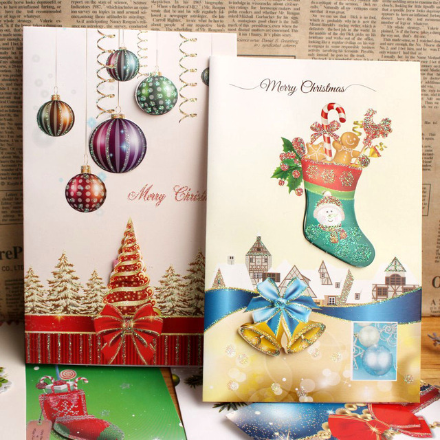 2018 new darling of korean christmas card message stereo gift card 2018 new darling of korean christmas card message stereo gift card chip merry christmas cards gifts m4hsunfo