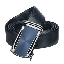 Hot Leather Automatic Buckle Belt