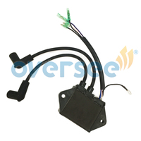 OVERSEE 32900 96340 CDI Ignition Coil Replaces For Suzuki For 2 stroke 25HP 30HP Outboard Engine DT25C 30C 32900 96300