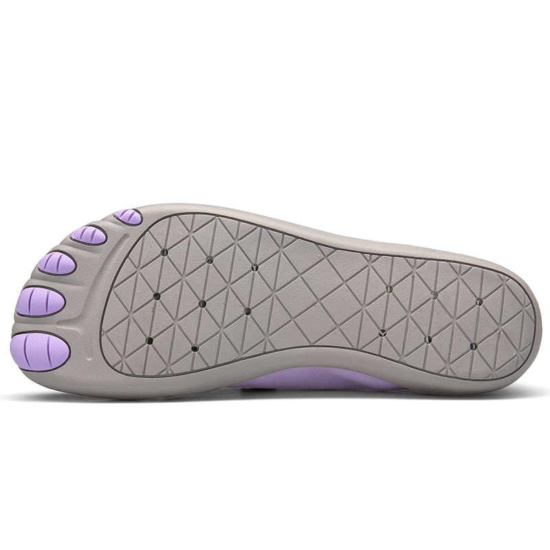 إمرأة الصيف المشي في الهواء الطلق المياه أكوا أحذية رياضية للنساء بيرفوت شاطئ الرحلات السياحة حذاء رياضة السيدات