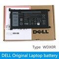 Dell Original Laptop Batterie Für dell Inspiron 14 7000 5567 7560 7472 7460 d1525s 7368 7378 5565 latitude 3488 3580 WDXOR-in Laptop-Akkus aus Computer und Büro bei