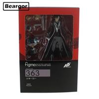 6 Persona 5 Shujinkou and Morgana Joker Figma 363 Moveable Boxed 15cm PVC Action Figure Collection Model Doll Toys Gift