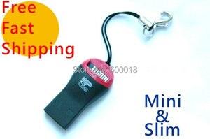USB 2.0 Micro SD, SDHC czytnik kart karta pamięci TF czytnik kart wsparcie 1 GB 2 GB 4 GB 8 GB 16 GB 32 GB 64 GB karta pamięci darmowa wysyłka