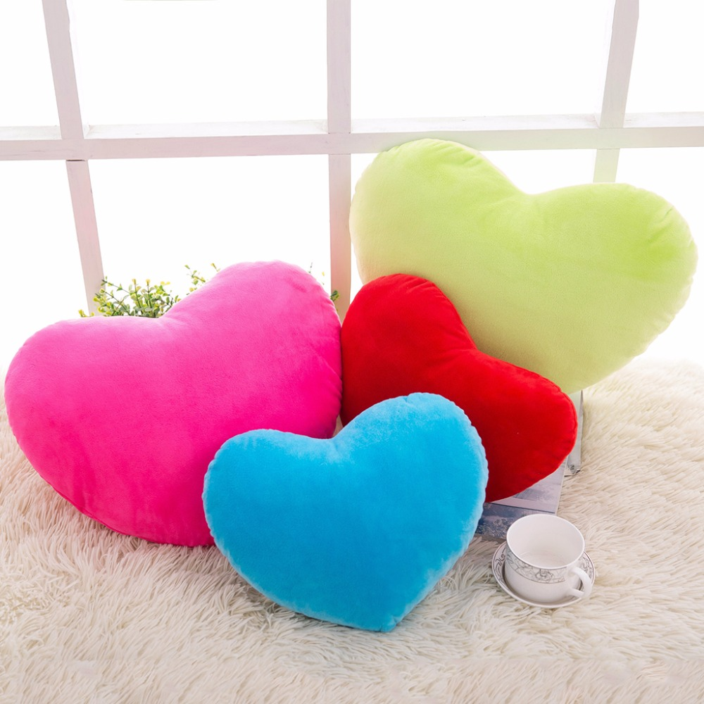 HBB 15cm Plush Throw Pillow PP Cotton Creative Doll Heart Lover GiftHBB 15cm Plush Throw Pillow PP Cotton Creative Doll Heart Lover Gift