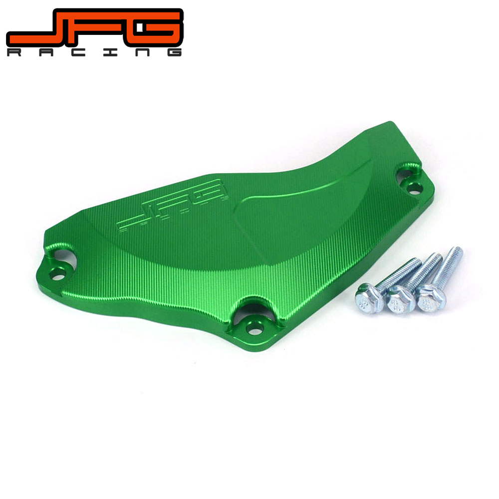 Motorcycle Right Side Engine Case Cover Protector Guard For KAWASAKI KXF250 KX250F KXF 250 2009 2010 2011 2012 2013 2014 2015 16 motorcycle engine saver stator case guard cover slider protector for bmw s1000rr hp4 k42 k46 2009 2010 2011 2012 2013 2014 2015
