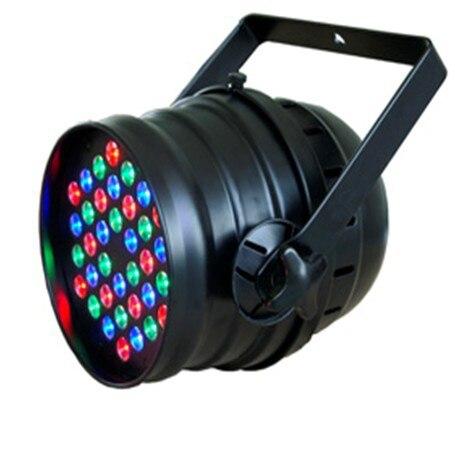 Wholesale 36pcs 3W RGB LED Effects Lighting 6 DMX512 Channels DJ KTV Disco Wedding Party Family Union Birthday Party Reunion