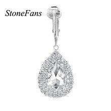 StoneFans Clit Clip Non Piercing Clitoral Clip Intimate Dang