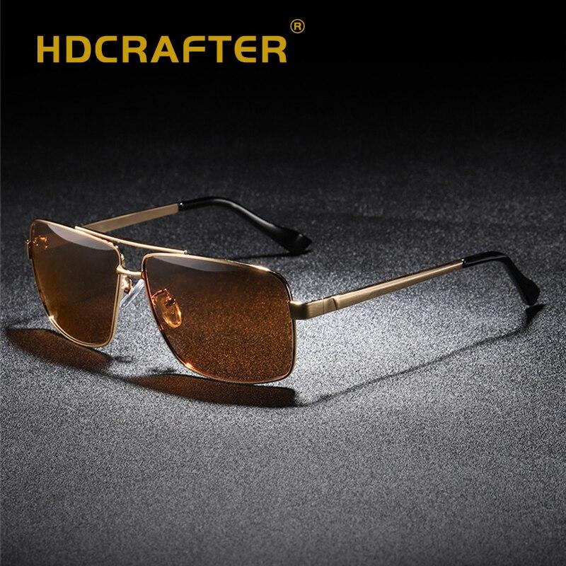 Pilot Sunglasses Men Polarized UV400 Metal Sun Glasses For Men Driving Brand Designer eyewear Mirrored lentes de sol hombres