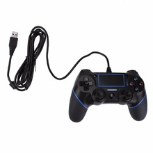 VODOOL USB Wired Joypad  Wired Game Controller for PlayStation 4 Console Joystick For Microsoft PC for Windows 10 Android 5.0