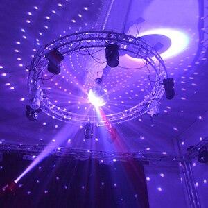 Image 4 - Thrisdar Dia15CM 20CM 25CM reflectante de vidrio Bola de espejo para discoteca con rotación Motor Disco DJ KTV bares fiesta en casa de luz de la etapa