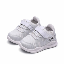 COZULMA New Spring Baby Boy Sport Shoes Girl Sneakers Kids Soft Bottom Breathable Outdoor Children Non-Slip