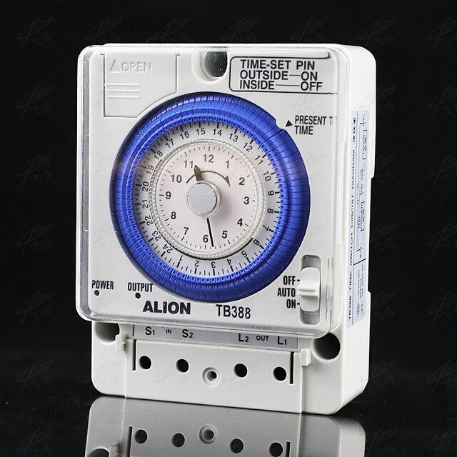 Theben analog timer manual