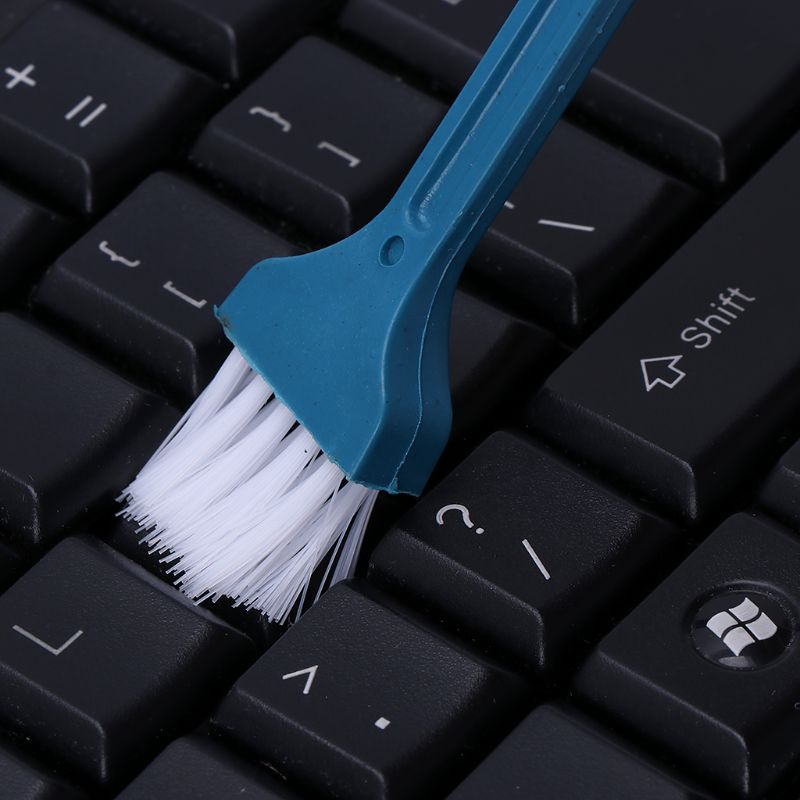 Image 3 - Mini Desktop Broom Cleaning Brush for Desk Computer Keyboard Car Air Vent Office Home