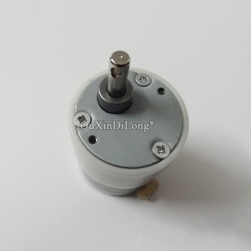 Brand New 1Piece 35ZYL002 9V DC 110 RPM Gear Motor Universal Electric Motor