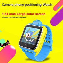 MKUYT Q730 3G Kids Smart Watch For IOS Android With Camera GSM GPRS WIFI GPS Locator
