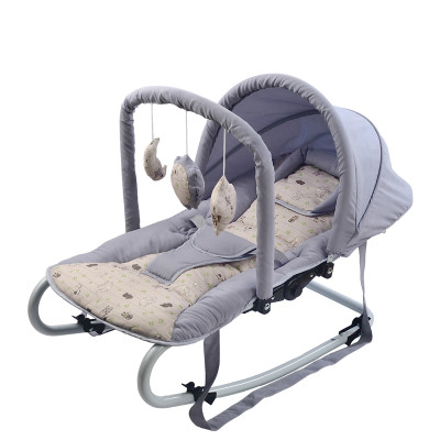 Portable baby cradle the baby rocking chair chair rocking chair cradle swing bed rocking chair bed