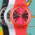 Women watch sport girl simple brand fashion thickness student leisure silicone waterproof gift smart lady quartz wristwatches