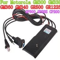 NEUE 3 in 1 Programmierkabel für Walkie Talkie GM300 GM338 GM360 GM340 GR500 GR1225 GP300 GP88S CP200 CT150 CT250 CT450 CT450-LS