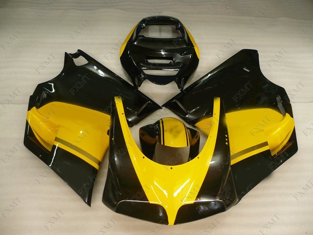Abs Fairing 998 1996 2002 2002 Black Yellow Abs Fairing for DUCATI