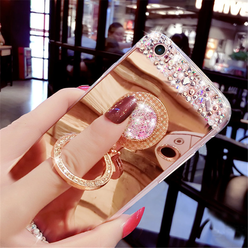 HTB1cezXE29TBuNjy0Fcq6zeiFXaA Mirror view clear case For Huawei honor 9 10i 8X 7a pro 8a P30 P20 Mate 20 10 lite Y6 Y9 2019 Y5 Y7 2018 P smart Z Phone cover
