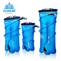 AONIJIE Soft Reservoir Water Bladder Hydration Pack Water Storage Bag BPA Free 1.5L 2L 3L Running Hydration Vest Backpack SD16