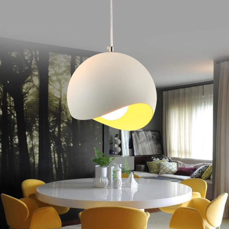 colorful kitchen table modern pendant lights hanging lamps hanglamp fixture for home indoor restaurant dining room - Kitchen Table Light
