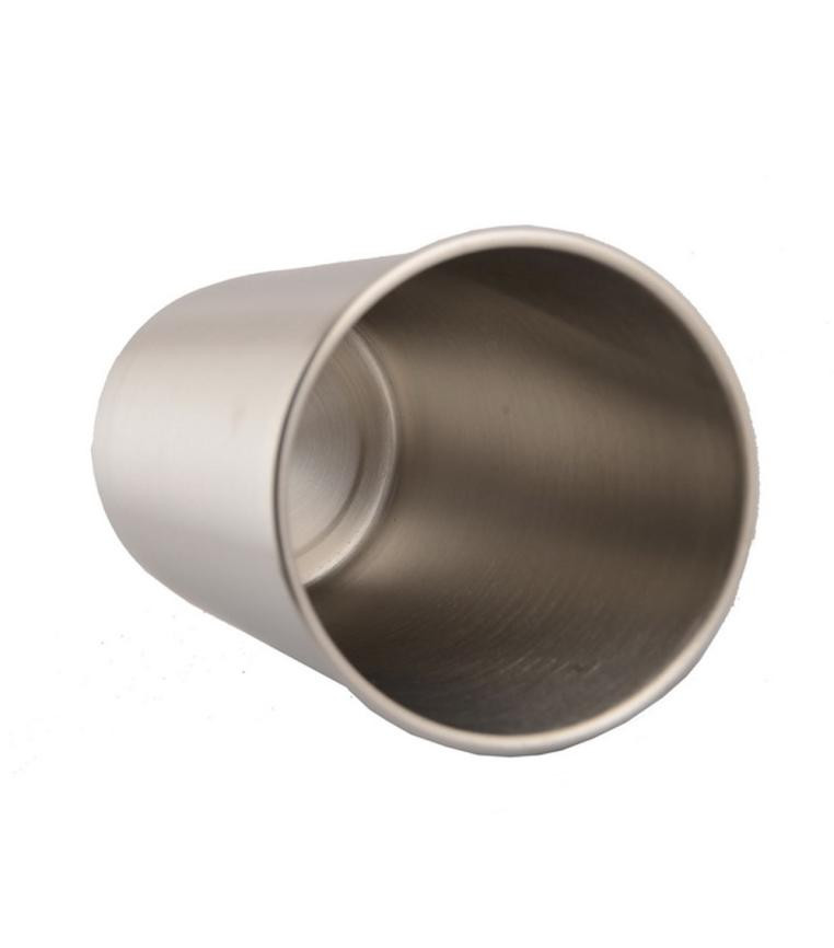 500ML Big 304 Stainless Steel Cups With Juice Beer Portion Cups Tumbler Pint Metal Kitchen Bar Travel Picnic Tools