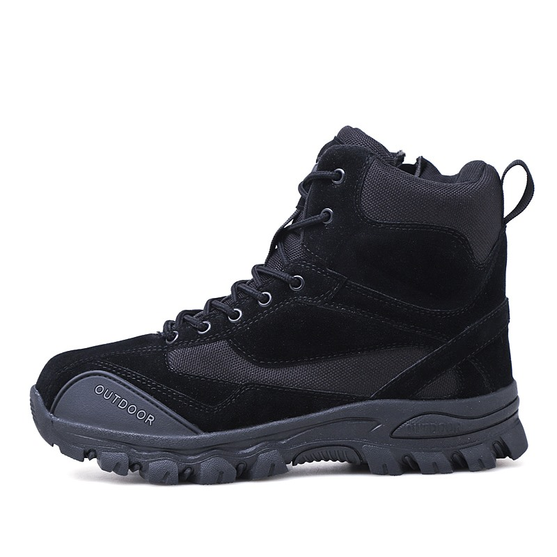 Walking-Shoes Hiking Brand Sports-Shoes Outdoor Climbing Winter Large-Size Cool New Autumn
