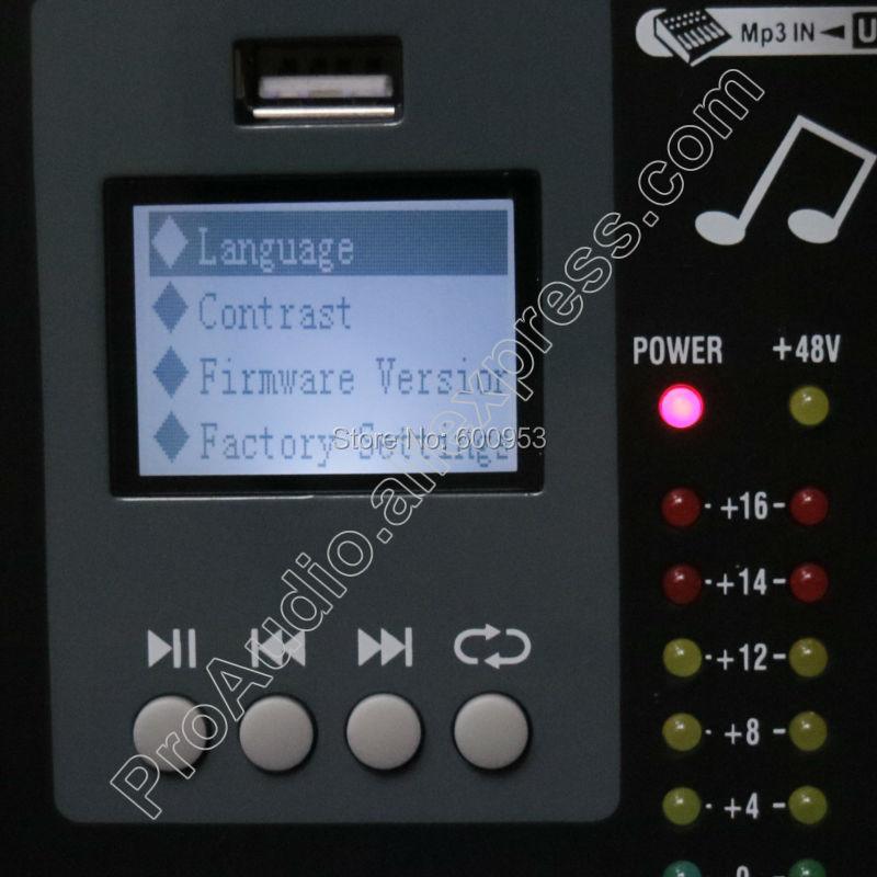 Frete Grátis MICWL Bluetooth Professional 8 Canal