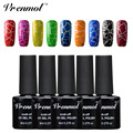 Vrenmol Esmaltes Uv Gel Nail Polish Set Crack Nail Polish Color Gel Varnish Lacquer Nail Art Colors Soak Off Gel Vernis Lak