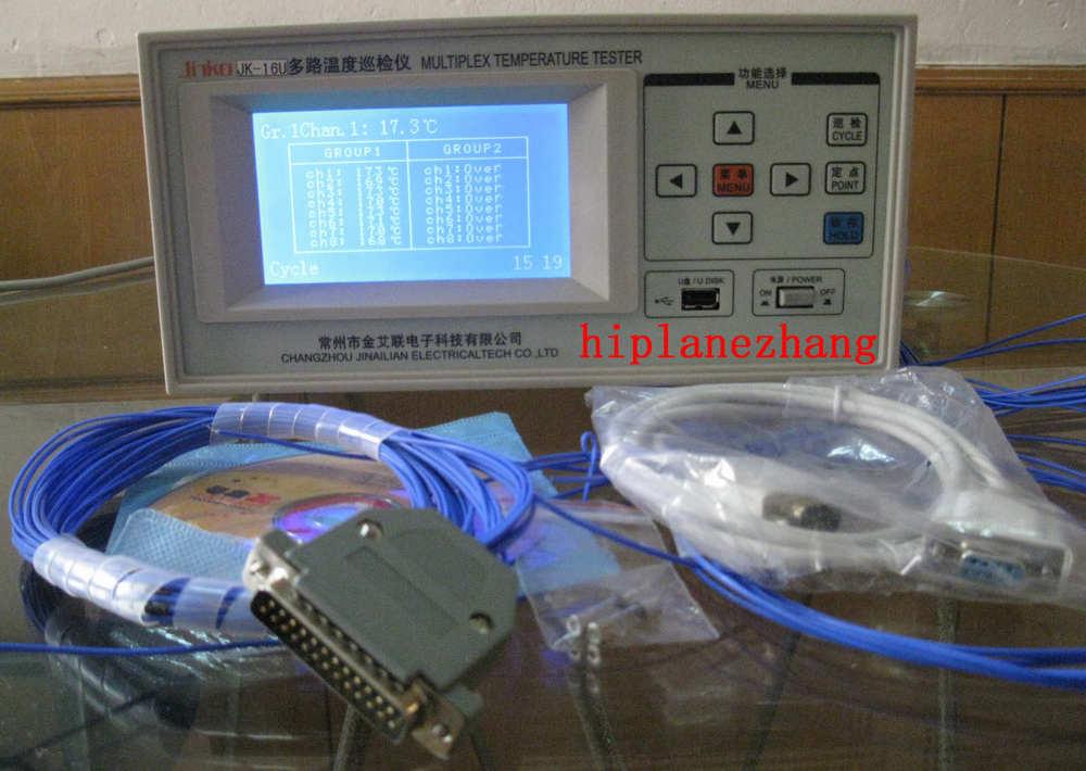 16 Channel Temperature Data Logger Voltage : Multi channel channels thermocouples temperature patrol