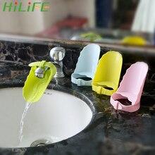 HILIFE расширитель для смесителя, устройство для мытья рук, для раковины, удлинитель для смесителя, регулируемый набор кухонных гаджетов, детская направляющая