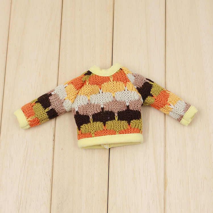 ブラ イス人形の セーター 、 7色用アゾン タン コウ人形など
