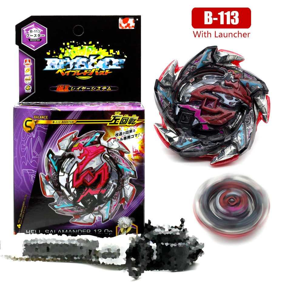 Launcher Grip für Beyblade Burst Rise Arena B-113 Hell Salamander